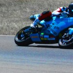 Lightning-Mounted Carlin Dunne Fastest Motorcycle In Pikes Peak Practice, Beating Gas Bikes