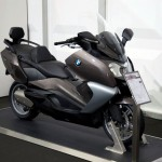 2014 BMW C650 GT in Havanna Metallic
