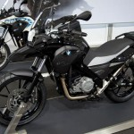 2014 BMW G650 GS in Deep Black