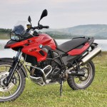 2013 BMW F800GS and F700GS Side Stand Switch Recall Expands to US