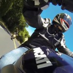 NASCAR Star Greg Biffle Also Plays On Two Wheels – Video