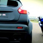 Nissan Juke R VS. Suzuki GSX-R1000 – Video