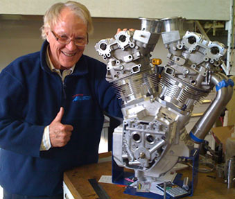 dan-gurney-with-engine