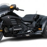 Lehman Rolls Out Gold Wing F6B Trike
