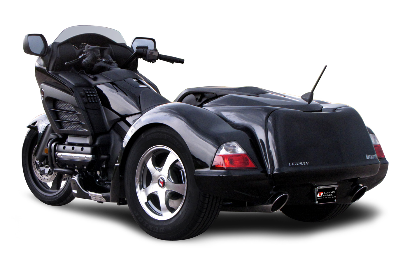 lehman rolls out gold wing f6b trike news. Black Bedroom Furniture Sets. Home Design Ideas
