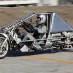 The BMW-Powered Recumbent Motorcycle