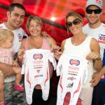 Pata Honda Replica Onesies for Leon Haslam's and Jonathan Rea's New Babies