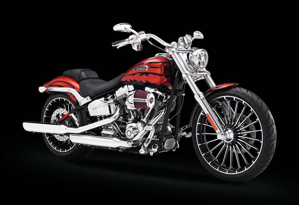 2015 New Harley Cvo Breakout Autos Post