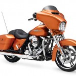 2014 Harley-Davidson Touring Lineup Updated with Project Rushmore Enhancements