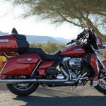 European-Spec 2014 Harley-Davidson Electra Glide Ultra Classic Getting Twin-Cooled Engine