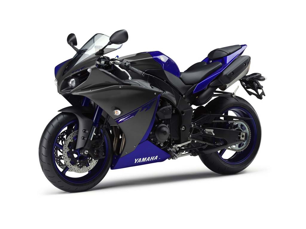 yamaha r1 blue bike - photo #40