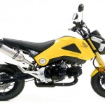 Leo Vince Slip-Ons Now Available For Honda Grom