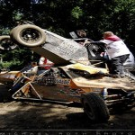Larry Pegram Got More Than He Bargained For In His TORC Series Debut
