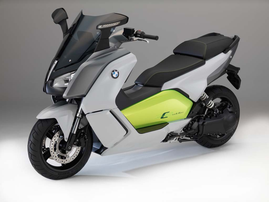 2014 bmw c evolution electric scooter revealed. Black Bedroom Furniture Sets. Home Design Ideas