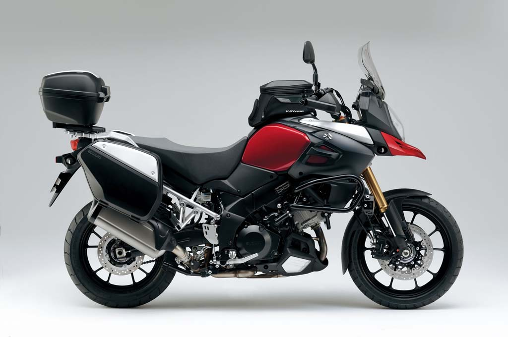 2014 suzuki v strom 1000 specs released news. Black Bedroom Furniture Sets. Home Design Ideas
