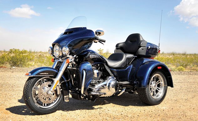 2018 Harley Davidson Tri Glide Ultra Review Total Motorcycle: 2014 Harley-Davidson Tri Glide Ultra Classic Recalled