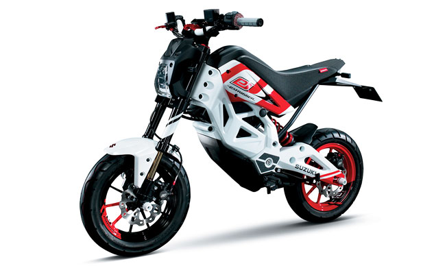 Yamaha Answer To Honda Grom