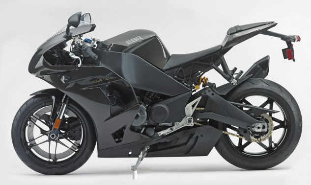 EBR Motorcycles 1190RX  Profile Left Black
