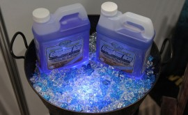 Engine Ice Coolant for Motorcycle