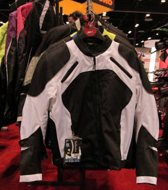 Fulmer Traction Jacket White