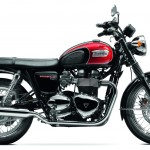 MY14_Bonneville T100_Jet Black & Cranberry Red_RHS