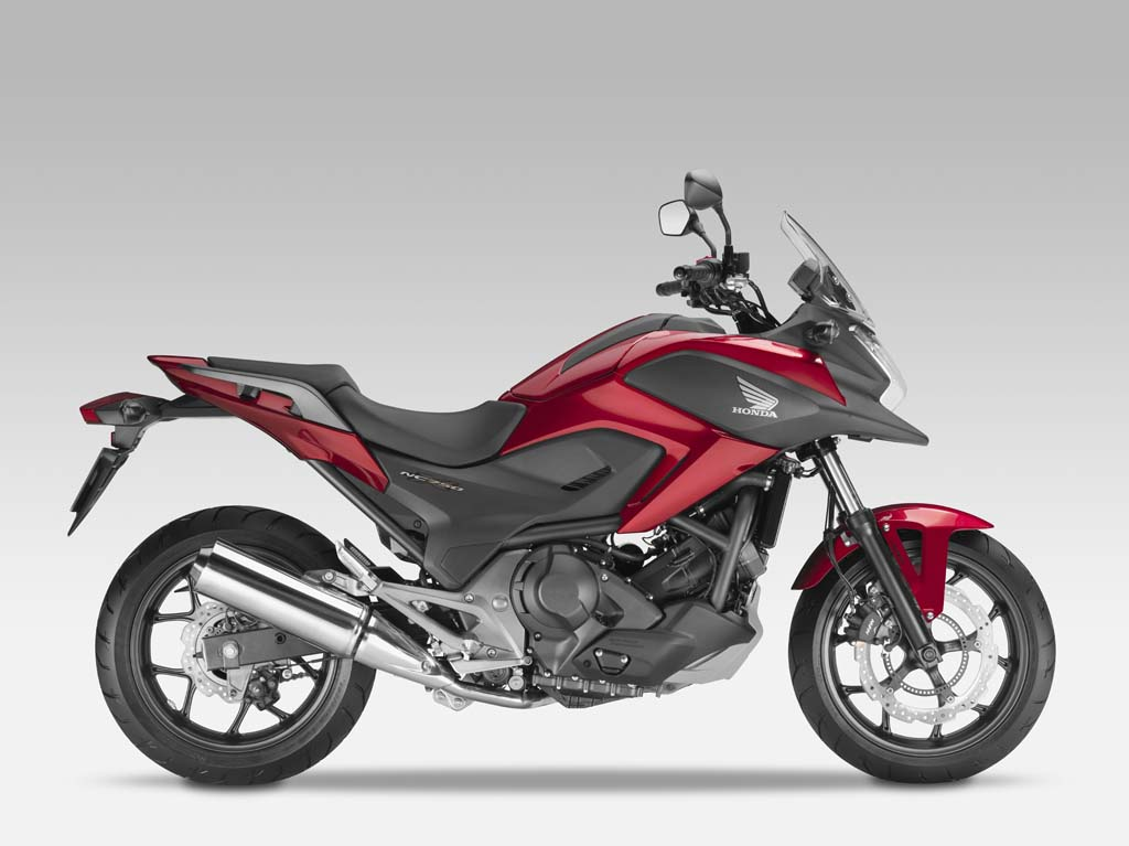 Eicma 2013 Honda Nc700 Family Gets Upgraded To 750 But