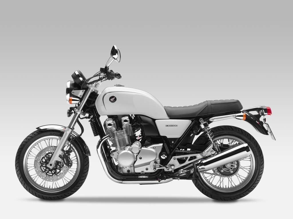 2014 Honda CB1100 EX Revealed - Motorcycle.com News