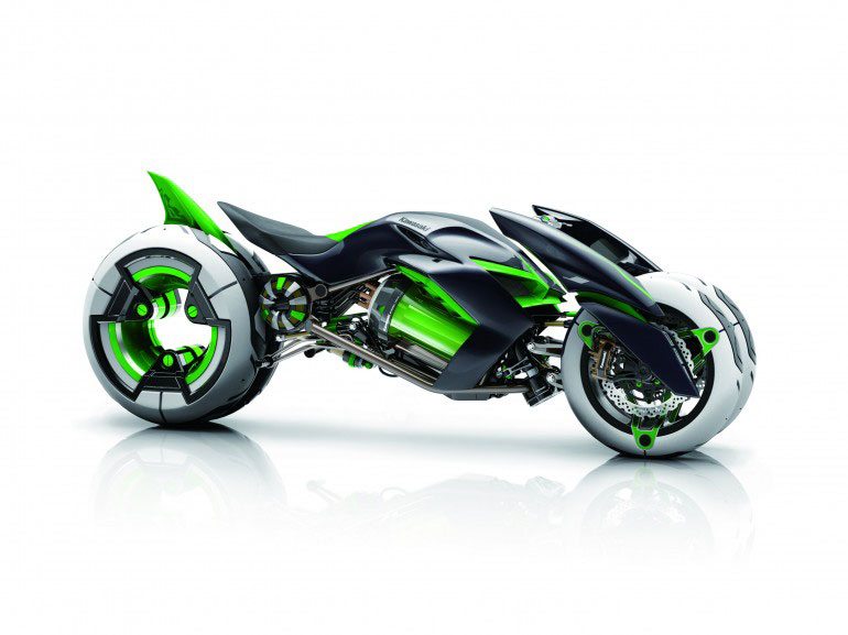 ... Electric Three-Wheeler Concept Revealed in Tokyo - Motorcycle.com News