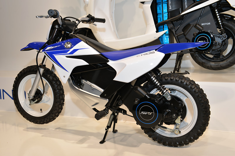 Yamaha Ekids Concept Appearing New York International Motorcycle Show on brushless dc motor manufacturers
