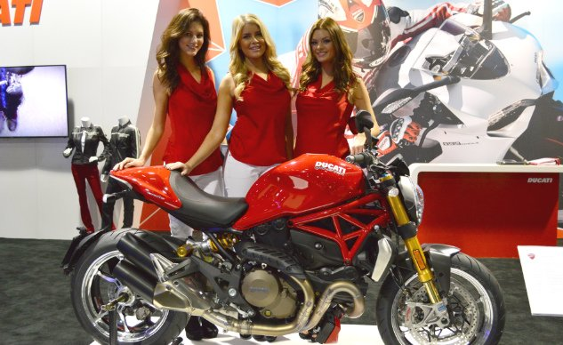 2013 long beach international motorcycle show report