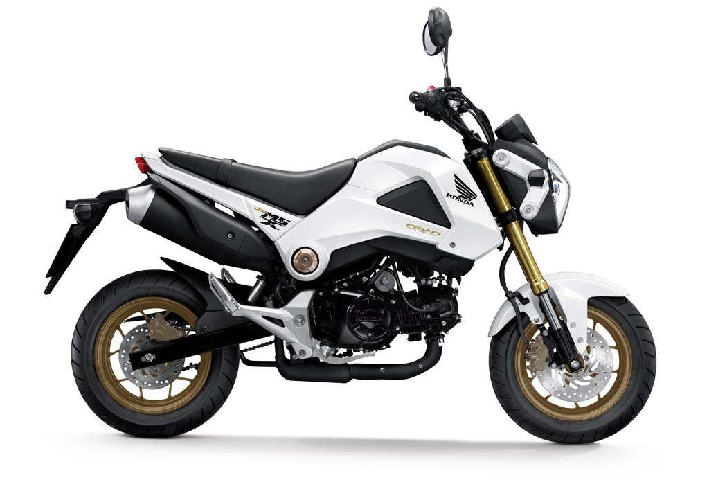 2014 honda msx125 grom colors revealed news. Black Bedroom Furniture Sets. Home Design Ideas