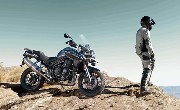 Triumph Tiger Explorer and Trophy SE Recalled - Motorcycle com