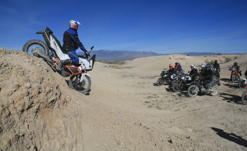 AltRider Taste of Dakar rider training