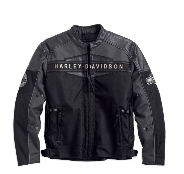 H-D Men's Highland Jacket FRONT