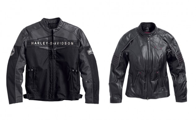 H-D Two Jackets