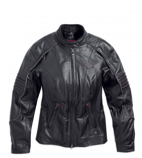 H-D Women's AVA RCS Leather Jacket