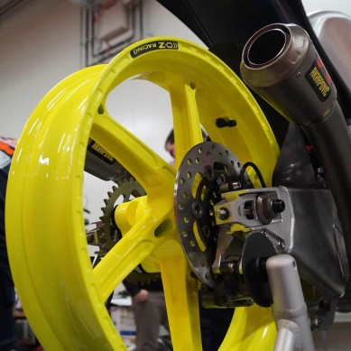 Husqvarna_Moto3_BIke_rear_wheel
