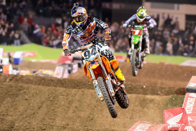 Ken Roczen and Ryan Villopoto