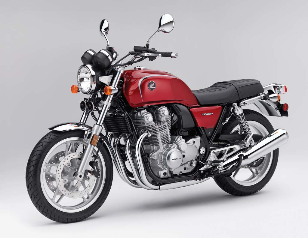 2014 honda cb1100 and cb1100 deluxe announced news. Black Bedroom Furniture Sets. Home Design Ideas