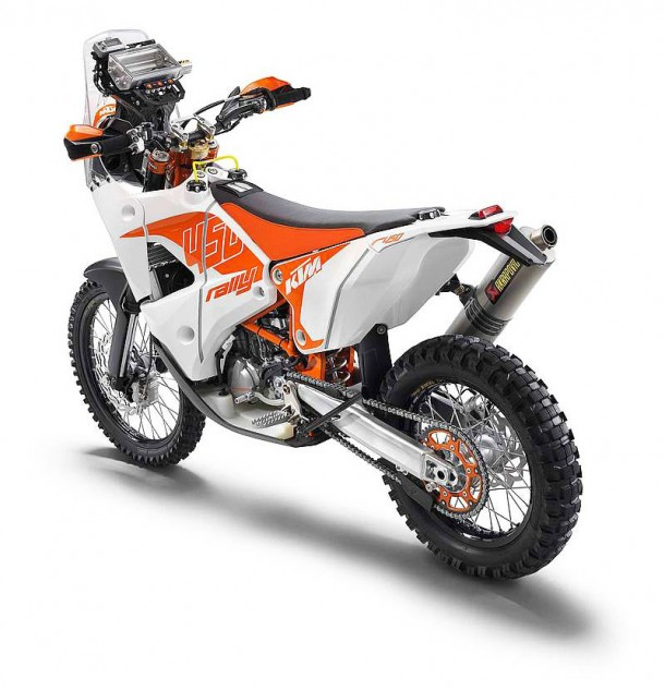 2014 KTM 450 Rally Replica