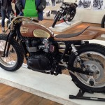 The 1 Moto Triumph custom