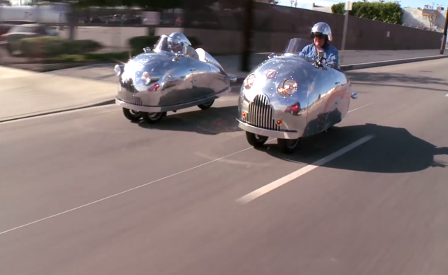 Jay Leno Decopods action