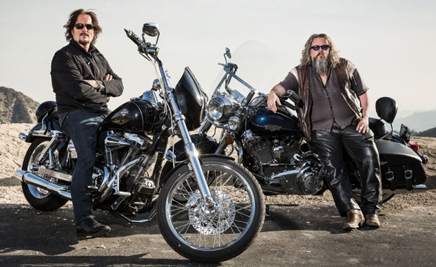 sons of anarchy claims we basically saved harley. Black Bedroom Furniture Sets. Home Design Ideas