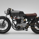 thrive 1968 yamaha XS 650 left profile