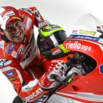 Crutchlow funny, Ducati GP14 launch