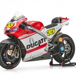 Ducati GP14 Crutchlow front left profile