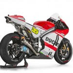 Ducati GP14 Crutchlow rear right profile