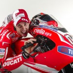 Dovizioso funny, Ducati GP14 launch