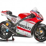 Ducati GP14 Dovizioso front right profile
