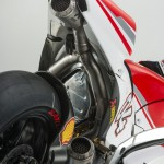 Ducati GP14 tail section Dovizioso